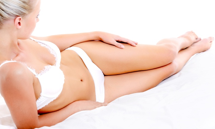 Nu Glo Medi-Spa - Nu Glo Medi-Spa: One, Three, or Six Ultrasound Cavitation with Skin Tightening Treatments at nu glo medi spa (Up to 67% Off)