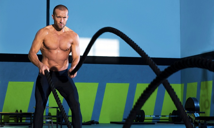 J.c. Krank - The Waterfront: 15 60-Minute Strength and Conditioning Classes from JC KRANK / JCK (45% Off)