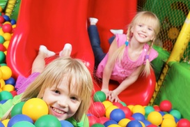 The Sports Zone: Four Kids Zone Admissions or a Birthday Party at The Sports Zone (Up to 50% Off)