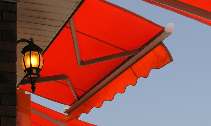 Sunesta Awnings Of Boston: $50 For $600 Toward A Sunesta Retractable Awning  With Installation From
