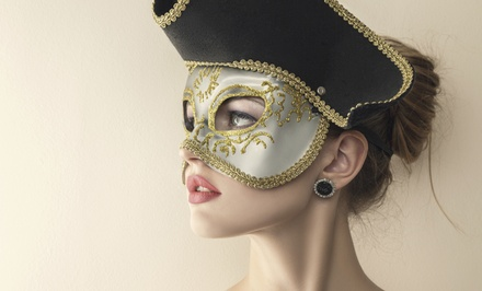 One or Two General Admissions to Chicago's Masquerade Ball & Nightmare on the Pier (Up to 52% Off)