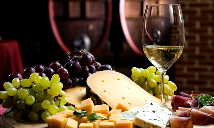 Vetro Winery - Vetro Winery: Wine Flights Paired with Cheese and Fruit for Two or Four at Vetro Winery (Up to 35% Off)