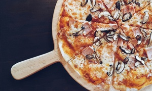 5% Cash Back at Amore Pizza at Amore Pizza, plus 6.0% Cash Back from Ebates.