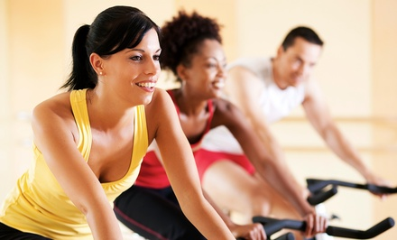 5 or 10 Spinning Classes at           Pilates Plus Cycle (Up to 63% Off)