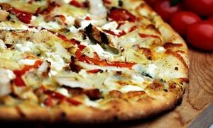 Sajj Ray's Pizza: 60% off at Sajj Ray's Pizza