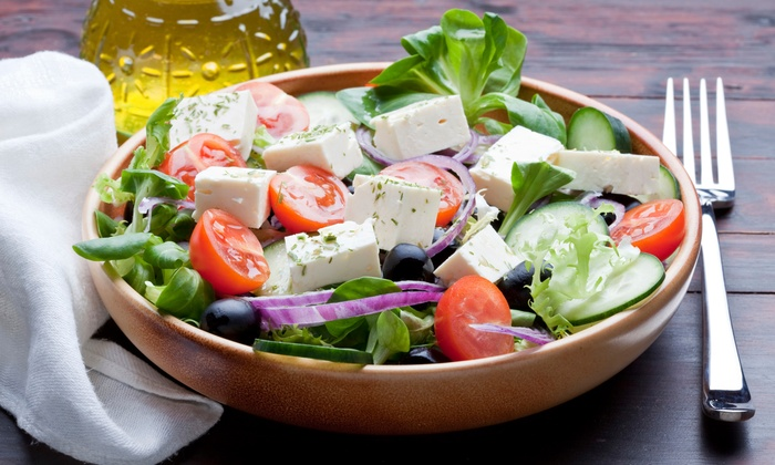Salad House - Lakeview: Salads and Wraps at Salad House (35% Off). Two Options Available.
