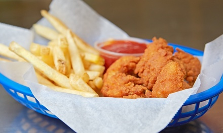 $12 for Two Groupons, Each Good for $10 Worth of Fish or Chicken at Moraine Fish & Chicken ($20 Value)