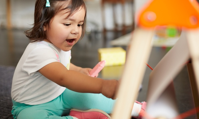 The Big Baby Bash & Toddler Jam - Shriner Hall & Toybrary Austin: General Admission for One or Two on April 11 or 12 to The Big Baby Bash & Toddler Jam (Up to 50% Off)