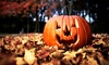 Piedmont Avenue Pumpkin Patch - Piedmont Avenue: Haunted House Visit for Two or Four with Pumpkins at Piedmont Avenue Pumpkin Patch (Up to 52% Off)