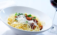 Two-Course Italian Brunch with Wine for Two or Four at Little Italy Bistro, Solihull (Up to 49% Off)