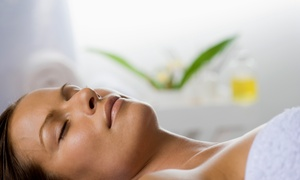 The Spa at Hilton Woodcliff Lake: One or Three Cosmederm Glycolic Peels at The Spa at Hilton Woodcliff Lake (Up to 55% Off)