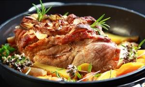 """Fleischerei Löken: Catering """"Seemannschaftslehrgruppe Borkum"""" für 10, 15 oder 20 Personen von der Fleischerei Löken (bis zu 50% sparen*)"""