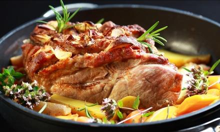 """Catering """"Seemannschaftslehrgruppe Borkum"""" für 10, 15 oder 20 Personen von der Fleischerei Löken (bis zu 50% sparen*)"""