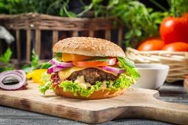 big taste spa: Burger avec frites et dessert pour 2 ou 4 personnes dès 11,99 € au restaurant Big Taste
