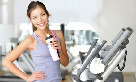 5, 10, or 15 Fitness-Center Visits with HydroMassages at GreatLife Golf & Fitness at YWCA (Up to 86% Off)