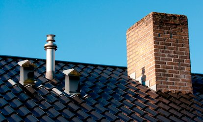 image for <strong>Chimney</strong> Inspection and <strong>Cleaning</strong> from SKYLINE MAINTENANCE (Up to 60%  Off)