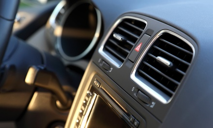 Auto Detailing for a Small-, Medium-, or Full-Size Vehicle at The Gift Auto Detailing Center (50% Off)