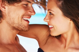 ShowStoppers Teeth Whitening Studios: $49 for Four-Step LED Teeth-Whitening at ShowStoppers Teeth Whitening Studios ($349 Value)