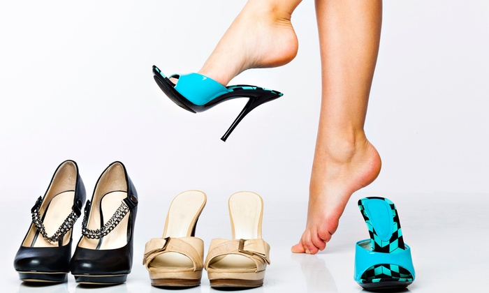Love My Shoes - Multiple Locations: Shoes, Handbags, and Jewelry at Love My Shoes (50% Off)