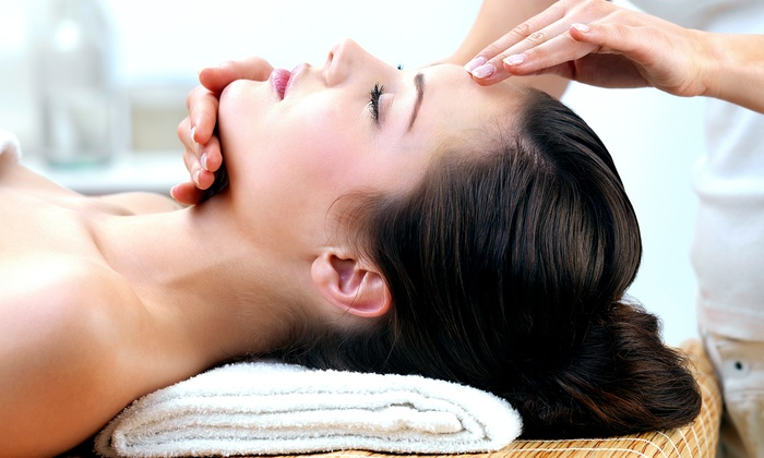 OpusGlow - Whitby: C$95 for an Anti-Aging Facial, Massage, and Pedicure with Reflexology at OpusGlow (C$195 Value)