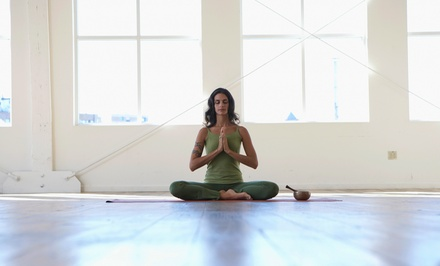Yoga, Fitness, or Pilates at Inner Peace Yoga Pilates and Wellness (Up to 60% Off). Three Options Available.