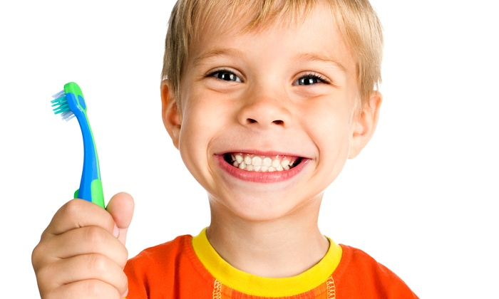 Hercules Kids Dentistry - Hercules: Dental Exam, Cleaning and X-rays with Optional Sealants at Hercules Kids Dentistry (Up to 89% Off)