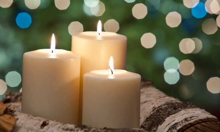 Wiikit Passions - Multiple Locations: Candle and Body-Care Package at Wiikit Passions (Up to 58% Off). Three Options Available.