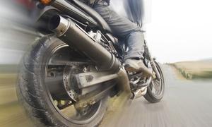 Officina Motomeccanica Caffe: Tagliando scooter o moto fino e oltre 300cc da Officina Motomeccanica Caffe (sconto fino a 77%)