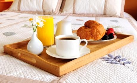 Desayuno a domicilio con café, leche, zumo y bollería por 19,90 € La Manobuena Oferta en Groupon