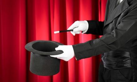 קסם של גרופון! ללמוד איך לעשות קסמים מרהיבים בשיעור קוסמות פרטי רק ב 59 ₪ בבית הקוסם או ב 79 ₪ בבית הלקוח