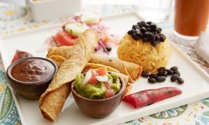 Kannella: Menu messicano con birra o sangria per 2 o 4 persone al ristorante Kannella (sconto 42%)