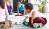 CASO FRA ARTE, SCIENZA E MOVIMENTO - CORSO MISTO: Un bimestre di attività in libertà e orientamento motorio per uno o 2 bambini