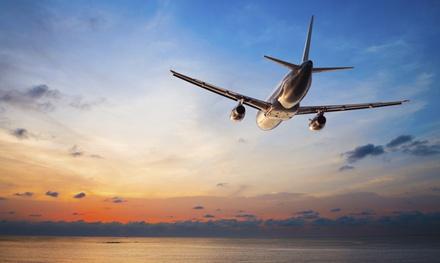 Bon d'achat payant pour les vols domestiques ou européens à prix fixe