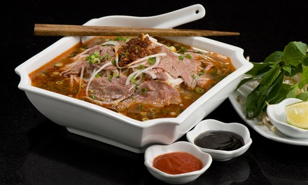 Vietnamese Lunch or Dinner at Wayside Noodles Fresno (Up to 40% Off)