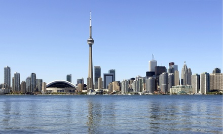 Stay at Isabella Hotel and Suites in Toronto, ON; Dates into April