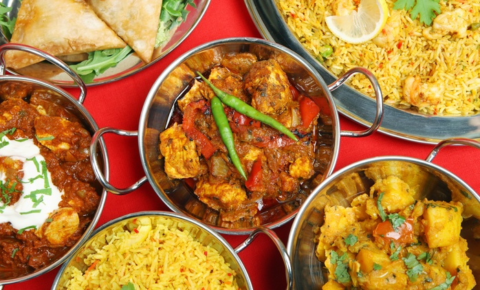Four-Course Indian Feast for Two ($39) of Four People ($65) at Neel Kamal Indian Restaurant (Up to $200 Value)