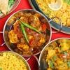 Indisches 5-Gänge-Menü