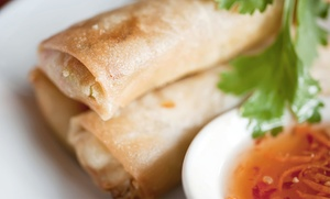 Bistro Chi: $13 for $25 Worth of Chinese Cuisine and Drinks at Bistro Chi