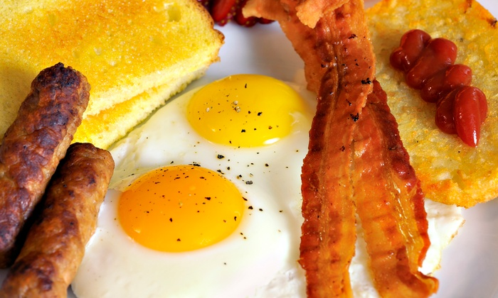 Cactus Jack's Saloon - Evergreen: Breakfast and Mimosas for Two or Four at Cactus Jack's Saloon (41% Off)