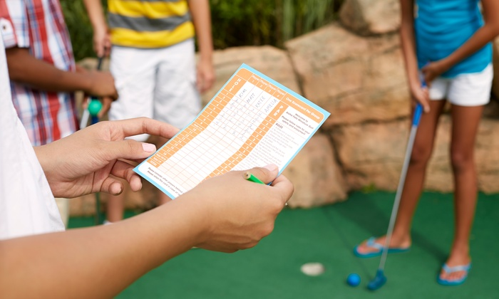 Magic Greens - Dripping Springs: Mini-Golf Outing for Two or Four or Birthday Party for Up to 10 at Magic Greens (Up to 48% Off)
