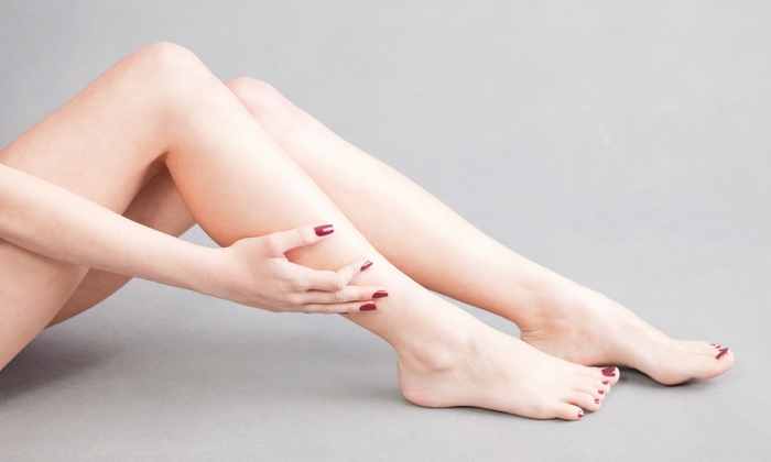 Ivy Laser Clinic - Vaughan: Six Laser Hair-Removal Sessions for a Small, Medium, or Large Area at Ivy Laser Clinic (Up to 61% Off)