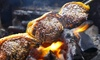 Samba Brazilian Steakhouse - Universal City - Universal City: All-You-Can-Eat Brazilian Barbecue Dinner for 2 or 4 with Champagne at Samba Brazilian Steakhouse (Up to 38% Off)