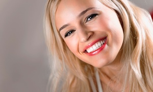Hair To Bare: $100 for a One-Hour Teeth-Whitening Session at Hair to Bare ($350 Value)