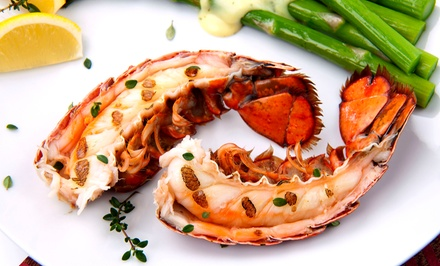 Seafood Buffet with Unlimited Soft Drinks for Up to Four People at at Fairways, 5* Westin Abu Dhabi(Up to 51% Off)