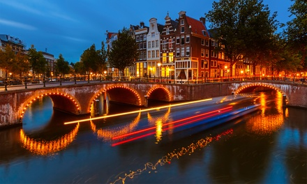 ✈ Amsterdam: 2 to 3 Nights with Return Flights and Option for Cruise at Choice of 4* Hotels*