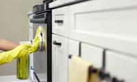Komplette Reinigung einer Wohnung bis 50, 75 oder 100 qm inkl. Fensterreinigung bei GeorgeCleany (bis zu 65% sparen*)