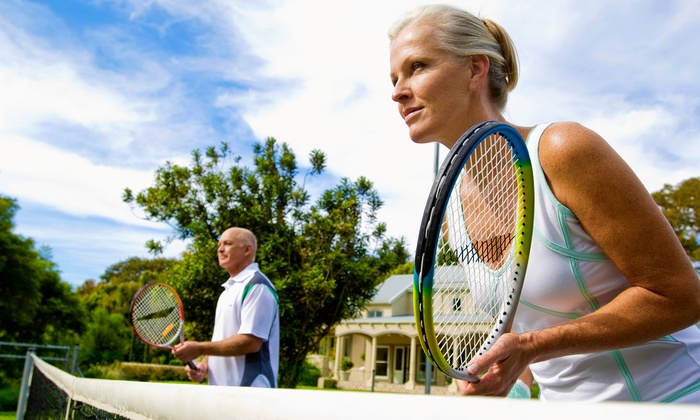 PlayYourCourt.com - Multiple Locations: One or Two 60-Minute Tennis Classes or One 90-Minute Class from PlayYourCourt.com (Up to 52% Off)