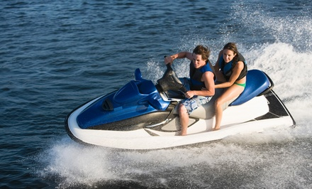 One or Two Jet-Ski Rentals for Two Hours from ATX Watersports (Up to 44% Off)