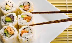 Sushi Takashi: 60% off at Sushi Takashi