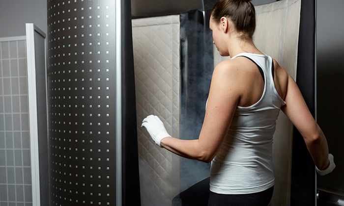 Therapeutic Cryo-Compression Sessions at Next Level Spine and Sports (Up to 68% Off). Five Options Available.